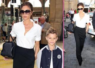 Victoria Beckham's Paris Retail Romp » Gossip | Victoria Beckham