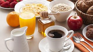 Καλό πρωινό επιτυχία στη δίαιτα