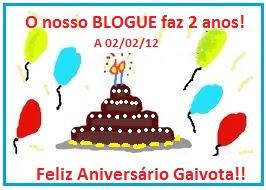Parabéns GAIVOTA!!!