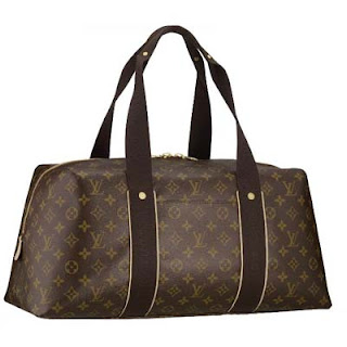 Equipajes Louis Vuitton Weekender Beaubourg M40476 en Madrid