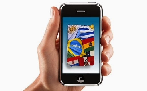 América Latina lideró la venta de celulares a nivel mundial en 2014