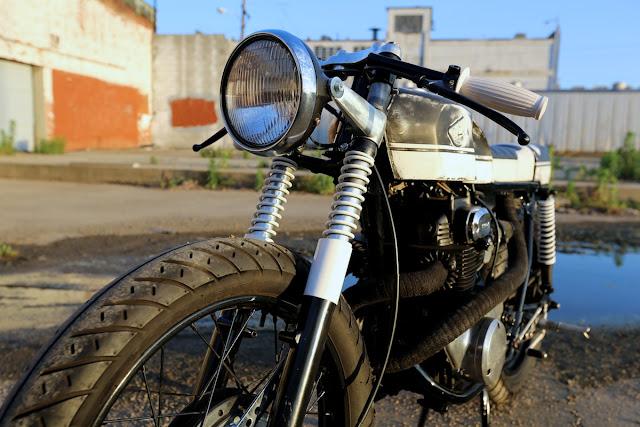 Honda CB 350 Cafe Racer | Honda Cafe Racer | Honda CB350 Cafe Racer Parts | Honda CB350 Cafe Racer parts | Retro Wrench | way2speed.com