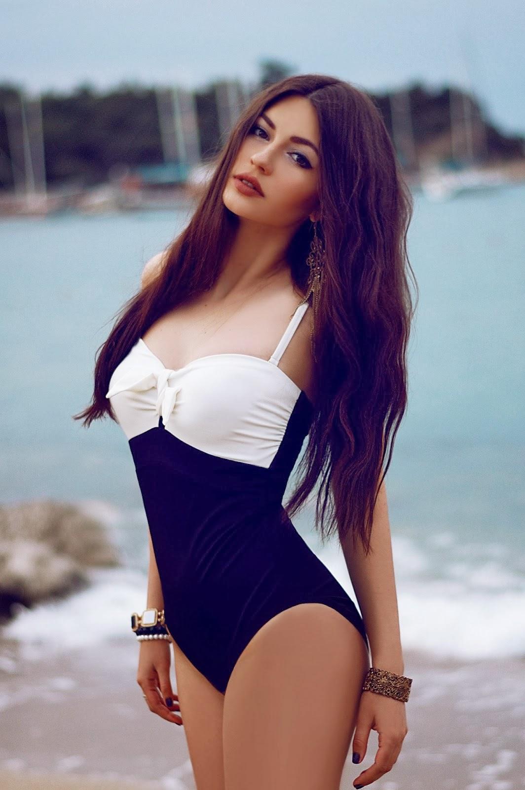 Самые красивые девушки москвы 2 фотография