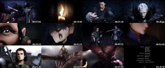 Dragon Age Dawn Of The Seeker DVDRip Subtitulado