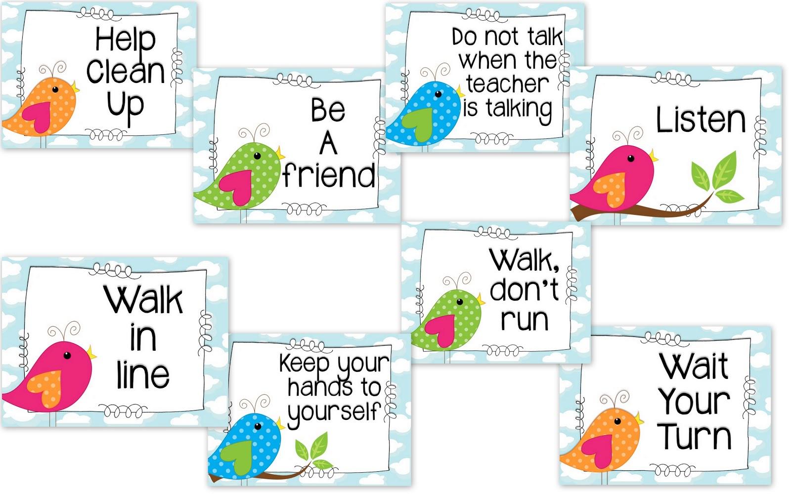 Classroom Decor Grade 6 : Life in first grade bird themed classroom