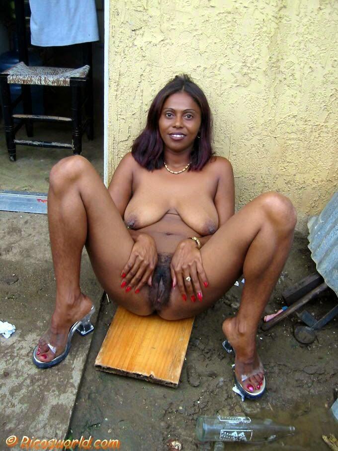Ghetto Putain Noire Dégradé Photos Porno, Photos