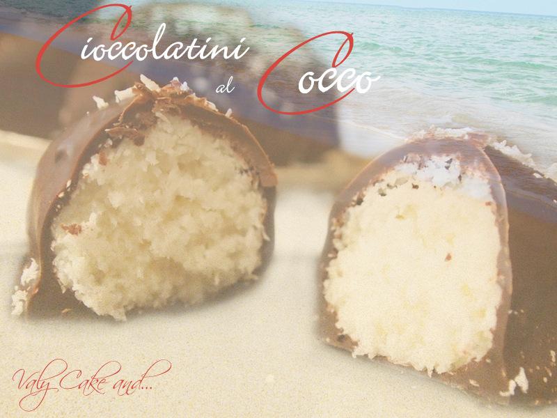 Conosciuto Valy Cake and: Barrette al Cocco e Cioccolato - Superfast 4 OH03