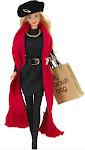 Barbie vestida de  Donna Karan