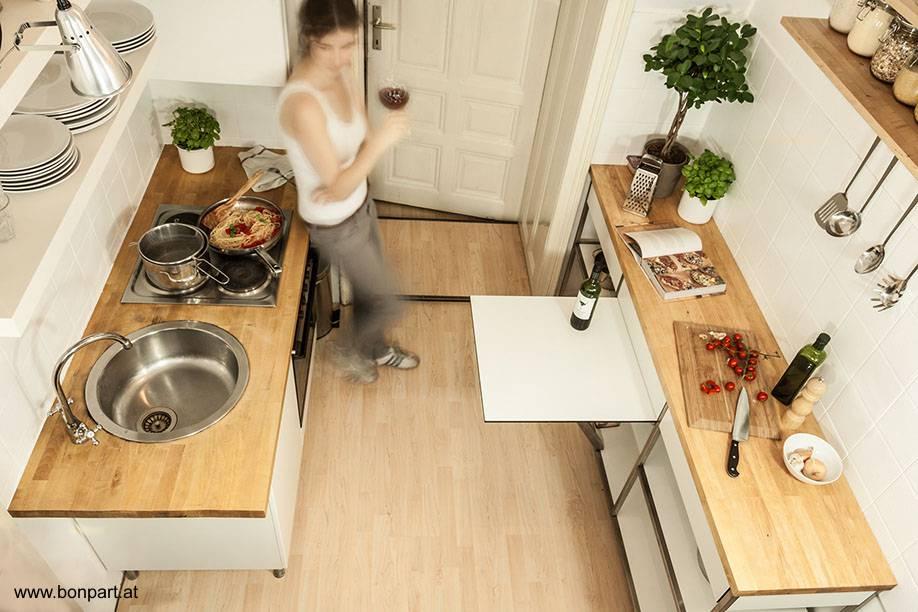 Arquitectura de Casas: Mueble auxiliar de cocina para arrimar a la ...