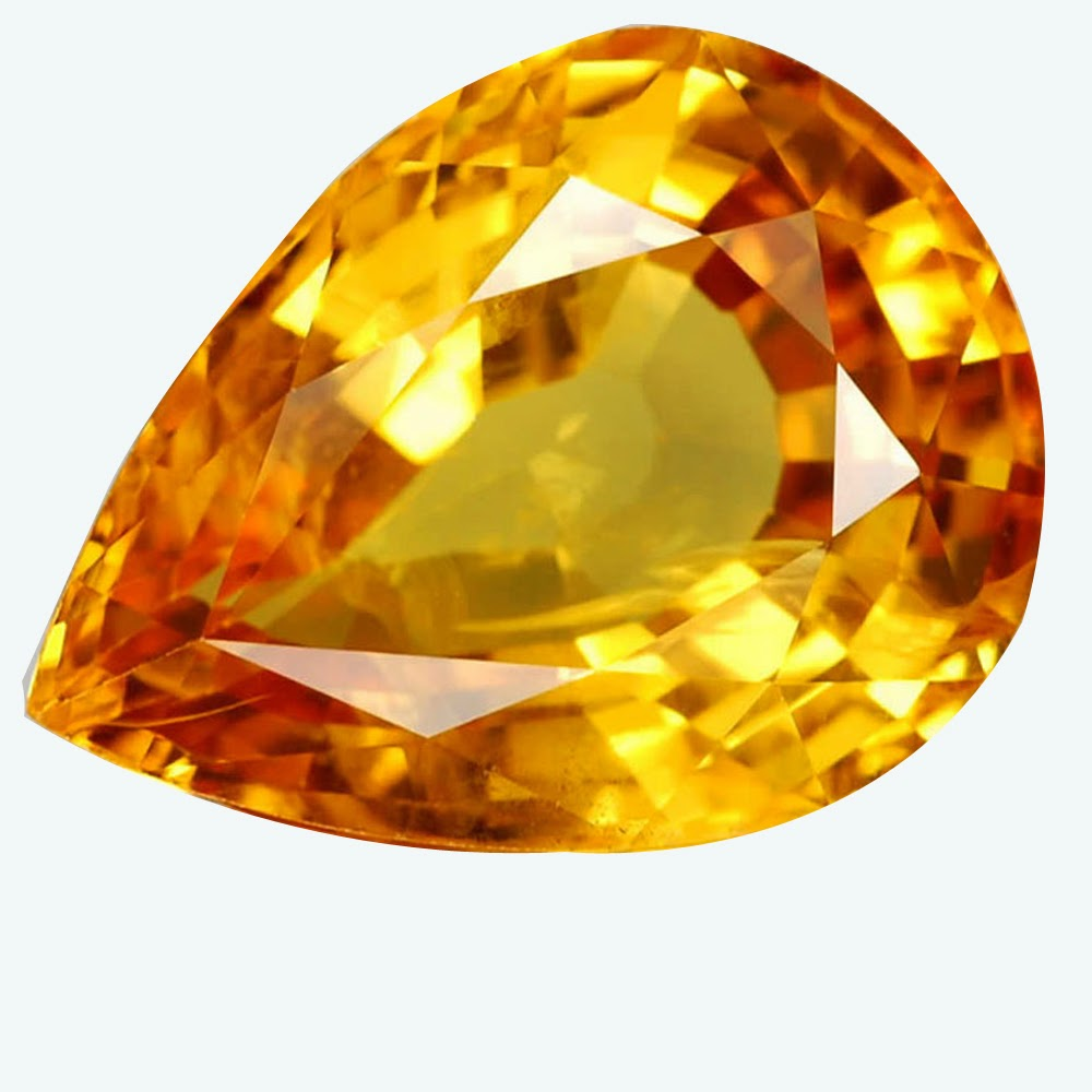 yellow sapphire gemstones www imgkid the image kid