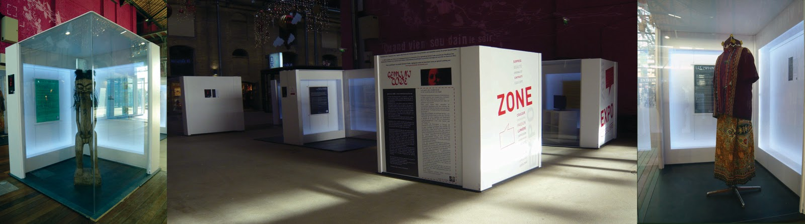 sc nographie d 39 exposition. Black Bedroom Furniture Sets. Home Design Ideas