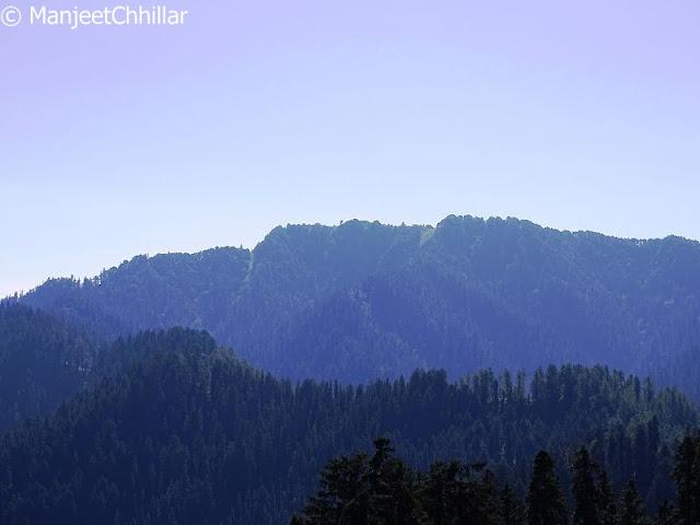 Narkanda Hatu Peak