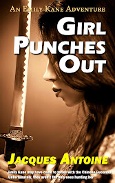 Girl Punches Out: Book 2 of The Emily Kane Adventures