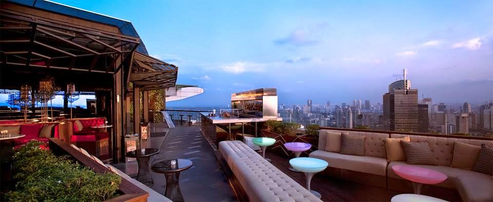 Top 10 Rooftop Bars In Jakarta