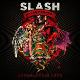 Apocalyptic Love - Slash [RECENZJA PŁYTY]