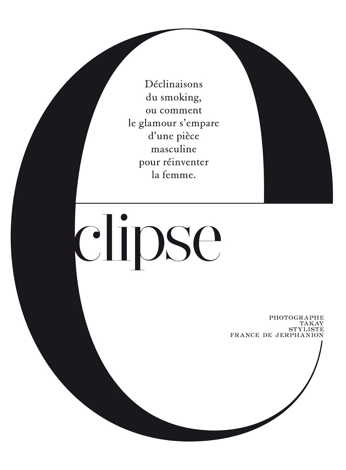 eclipse  alexandra tikerpuu by takay for madame air france