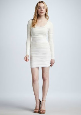 Sydney Ruched Dress