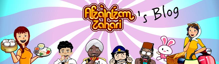 Afzainizam Zahari Games blog