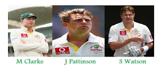 Players to watch out for Australia in Ashes 2013