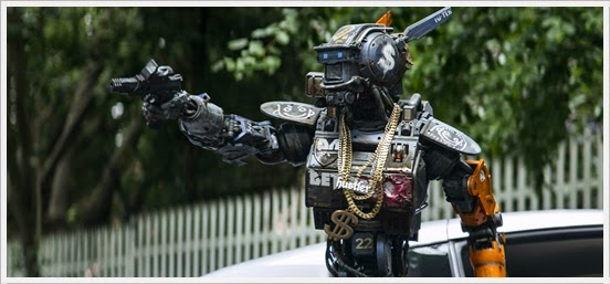 Chappie Gangster