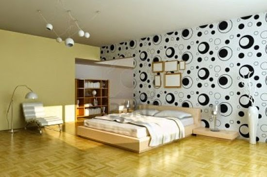 3D Wallpapers For Interiors
