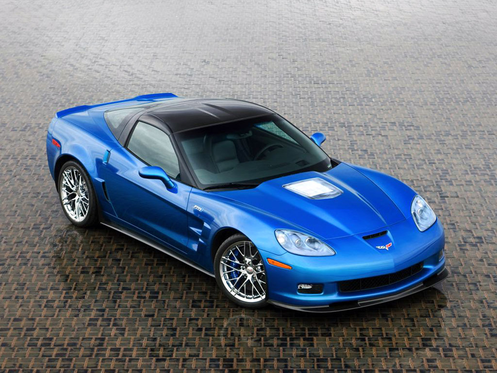 Chevy Corvette ZR1 Cars Wallpapers