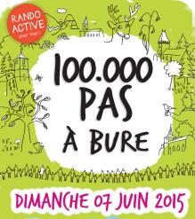 100 000 pas à Bure