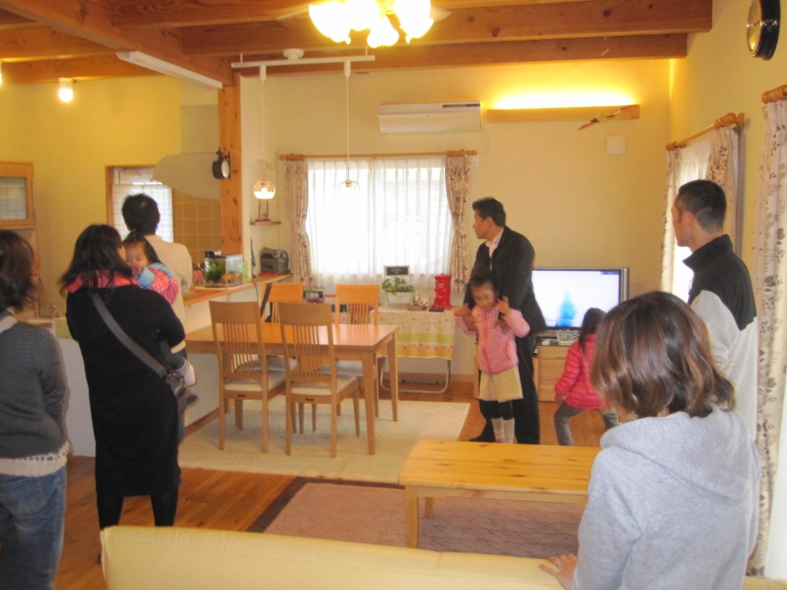 地熱活用・自然素材の家 みのや  新築間取りプラン30坪
