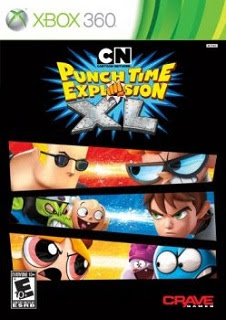 Cartoon Network Punch Time Explosion   XBOX 360