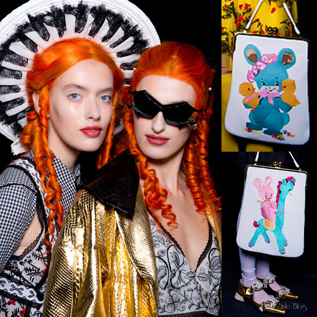 Meadham Kirchhoff London Fashion Week Spring Summer 2014