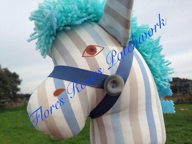 El caballo feliz ...