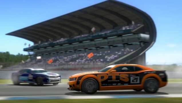 RaceRoom Online jogos PC Chevrolet Camaro