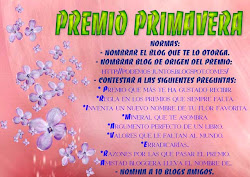 PREMIO PRIMAVERA