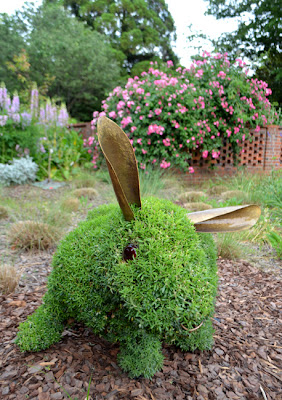 Imaginary Worlds, Rabbits, Atlanta Botanical Garden