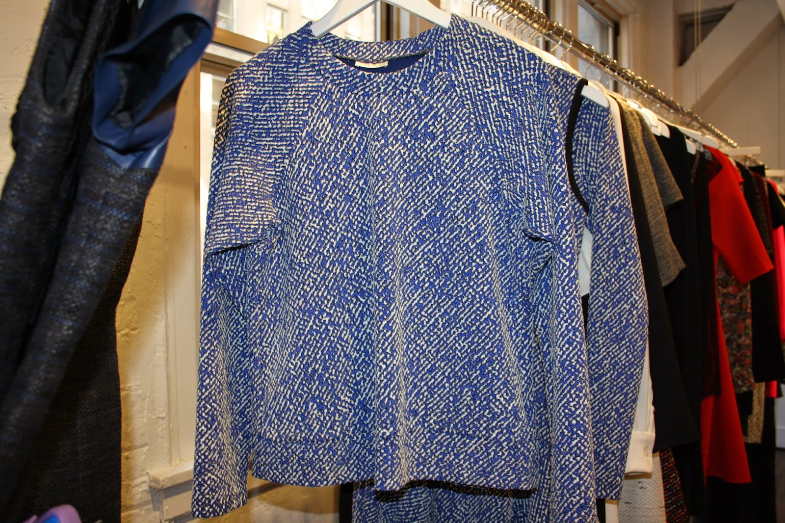 Market Appointment: Shoshanna Fall 2014 Preview