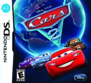 Nintendo DS Cars 2 Video Game Amazon Disney Pixar