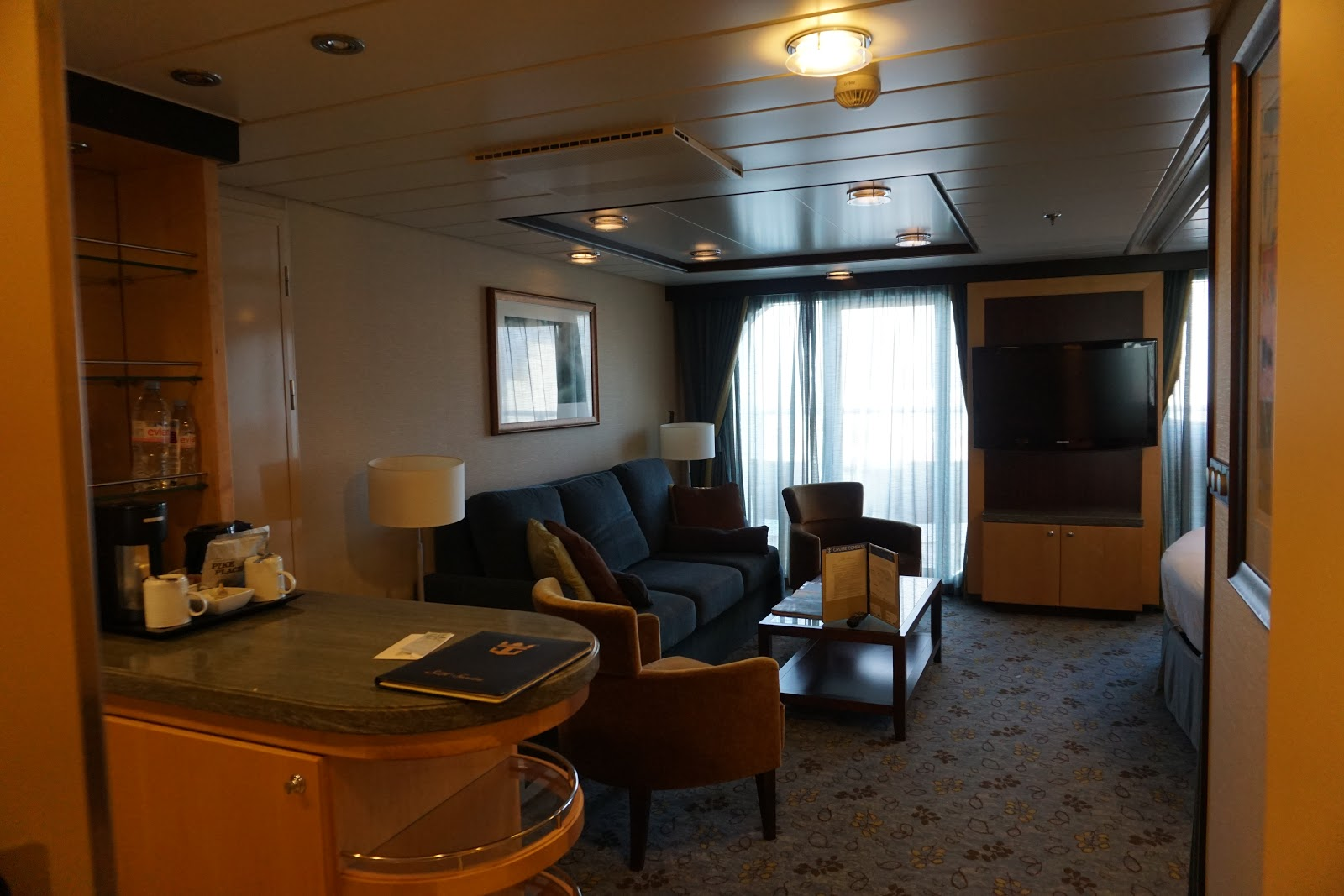 Cabins Aboard The Oasis Of The Seas Travel Depot