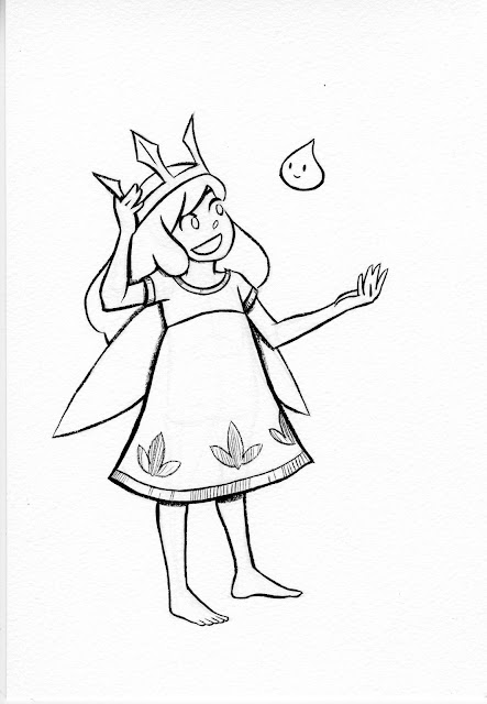 Child of Light, Aurora
