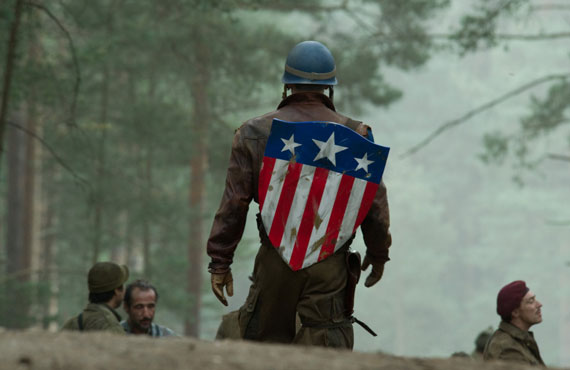 Captain America: The First Avenger, Photograph