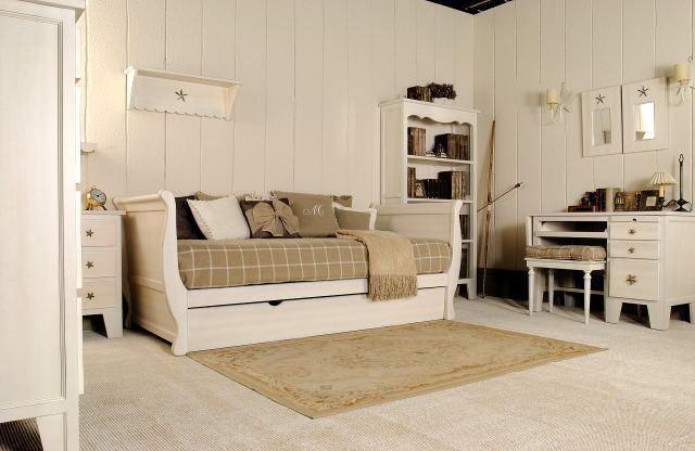 Neo arquitecturaymas camas nido para habitaciones infantiles - Habitaciones infantiles cama nido ...