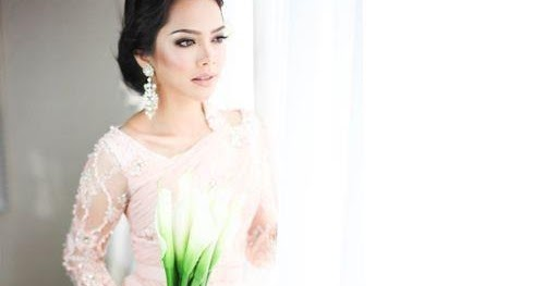 Fifi Land Inspire Wedding Outfits Malay Traditional
