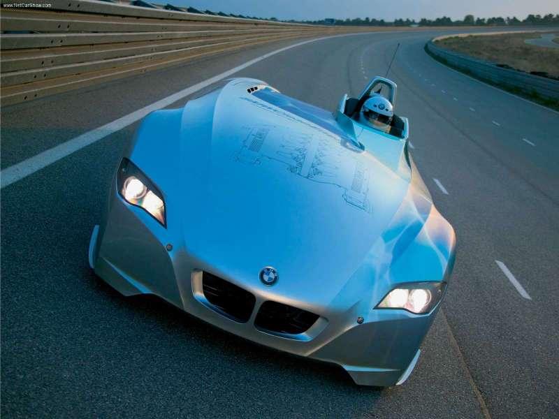 BMW H2R 2005