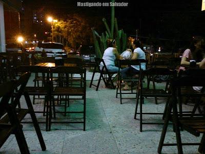 Tijuana Mexican Bar: Ambiente da loja do Shopping Cidade