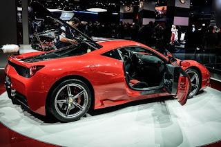 2015 Ferrari 458 Scuderia