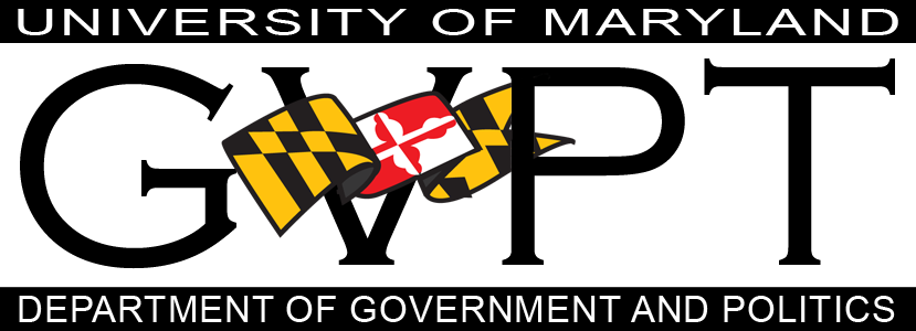 UMD GVPT E-News