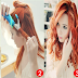 Curly Hair With a Braided Headband Look Hairstyle Tutorial
