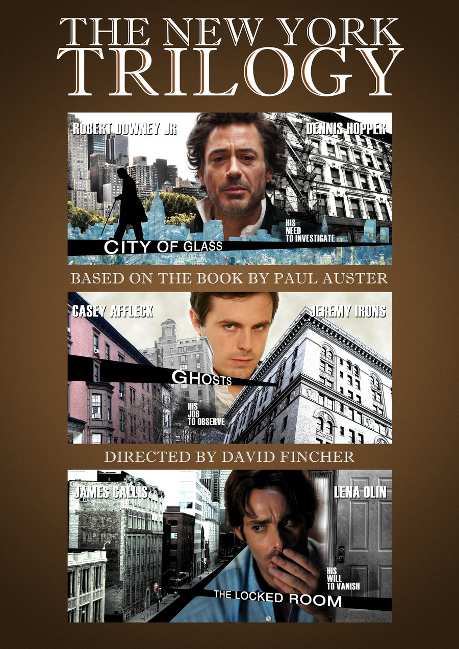 "paul auster s the new york trilogy Paul auster's new york trilogy as ""historiographic metafiction"" ali taghizadeh english department, razi university, kermanshah, iran mohammad javad ebrahimi."