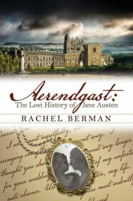 Book Cover: Aerendgast by Rachel Berman