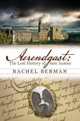 Book Cover: Aerendgast by Rachel Berman