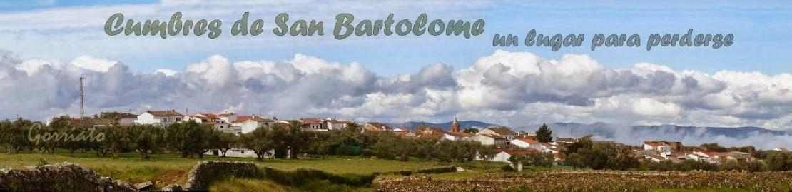 Cumbes de San Bartolome